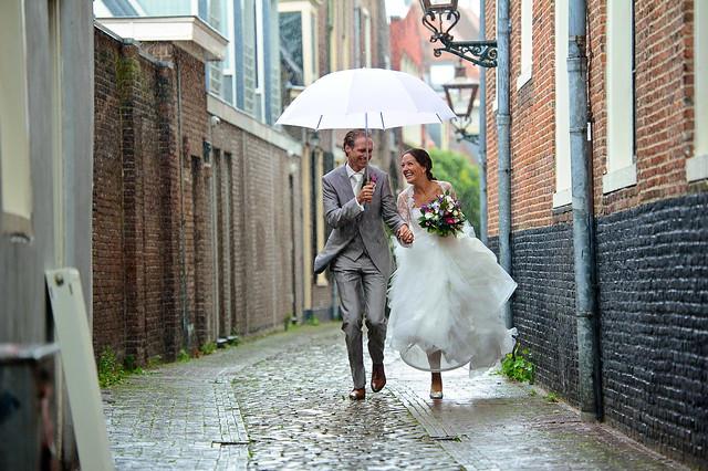 Rain on Your Wedding Day...