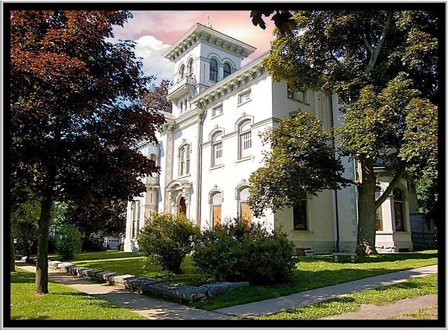Richardson-Bates House Museum ~ Oswego NY