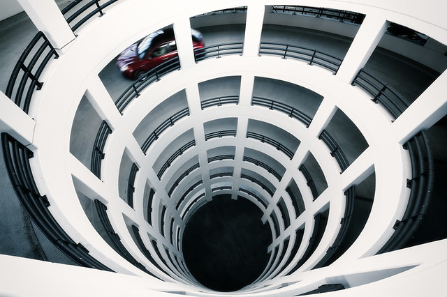 In The Downward Spiral