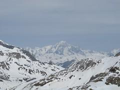 Mont Blanc na dosah ruky.