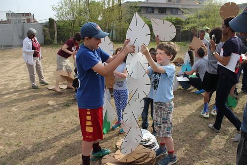 Greene Street Friends School Earth Day