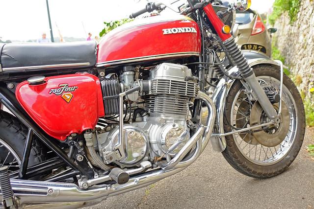 HONDA CB750 four K1 1971