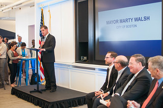 Marty Walsh, Mayor, City of Boston | by MassEHealth