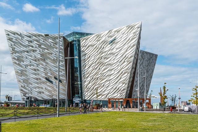 Where Was Titanic Built Titanic Quarter Belfast Harland Wolff
