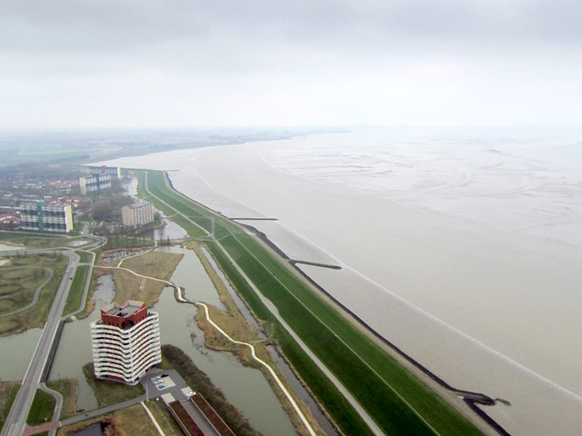 KAP over Delfzijl