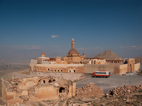 Ishak Pasha Palace | by retrotraveller