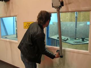 EBR-1: Matt plays with a manipulator   by mormolyke