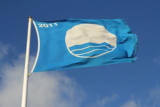 Bandera Azul | by Contando Estrelas