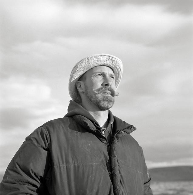 Stephen, Black Rock Desert, Nevada