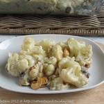 Curry-Bananen-Reisauflauf mit Blumenkohl