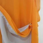 53133剪标)真丝背心裙(橙黄.玫红)S.M.L  胸92   长80 (4)
