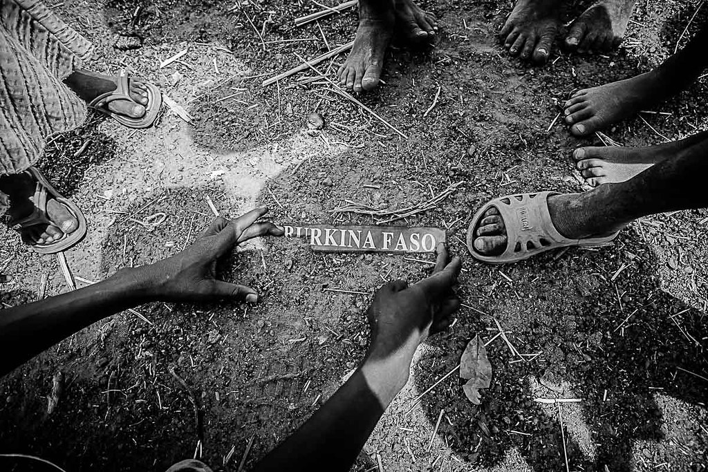hands, feet, Burkino Faso