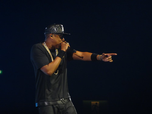 Kanye West & Jay-Z   Watch The Throne Tour   Gelredome Arnhem, Netherlands   June 15   by PJaYOfficial