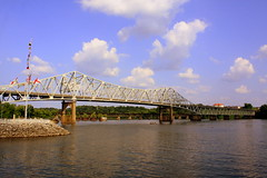 O'Neal Bridge - The Shoals, AL (North Shore View)