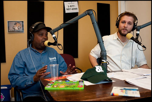 Action Jackson and Russell Shelton. Photo by Ryan Hodgson-Rigsbee www.rhrphoto.com