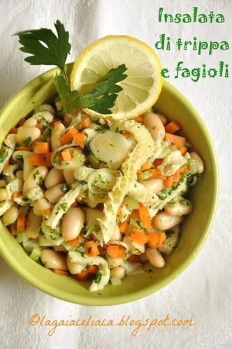 insalata trippa e fagioli | by mammadaia