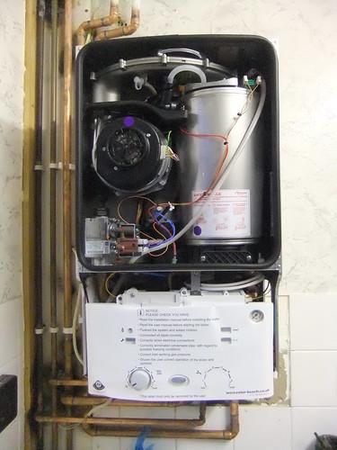 New boiler | by ☺ Lee J Haywood