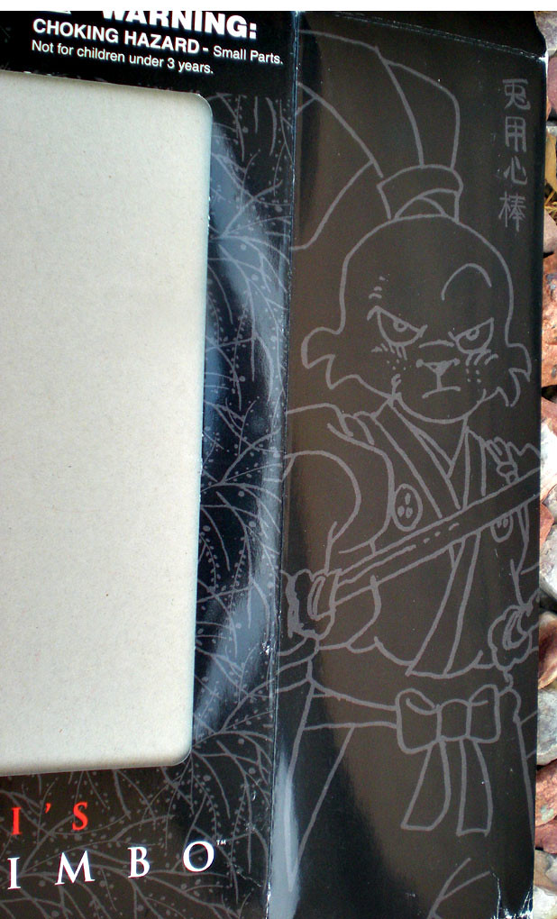"DARK HORSE COMICS :: ""STAN SAKAI'S USAGI YOJIMBO"" PVC FIGURE ..box iii (( 2003 )) by tOkKa"