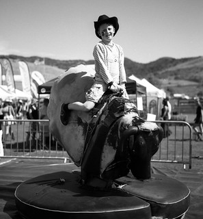 Jonah on mechanical bull | by Purblind