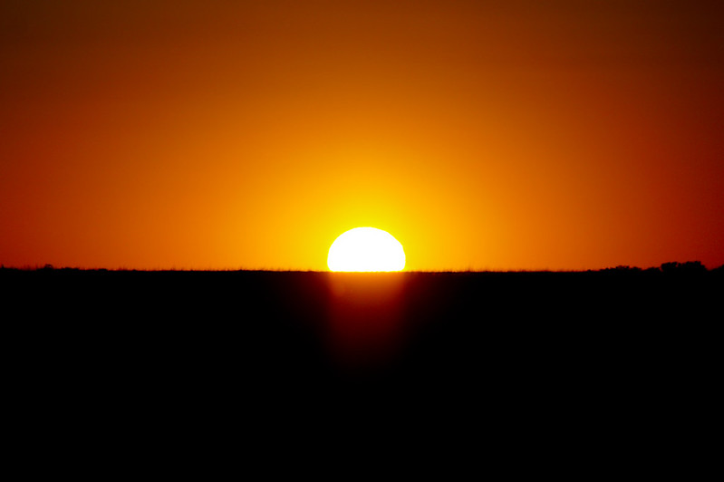 Sunset 4/21/12