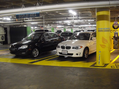 Active E and Coda parked side by side 1   by dennis_p