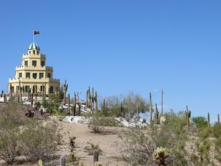 The Tovrea Castle in Phoenix, Arizona | by Rusty Blazenhoff
