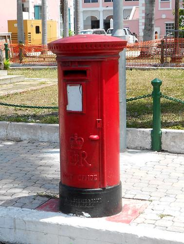 Nassau - Pillar Box on Parliament Square | by roger4336