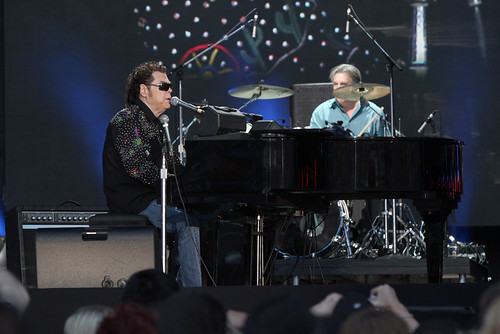 CMA Fest 2012 - Ronnie Milsap - LP Field - Nashville, Tn IMG_1233 | by tncountryfan