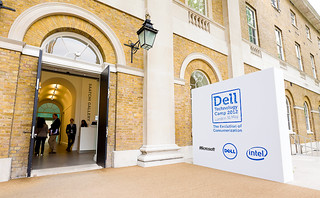 #DellTechCamp at Saatchi Gallery, London | by Dell's Official Flickr Page