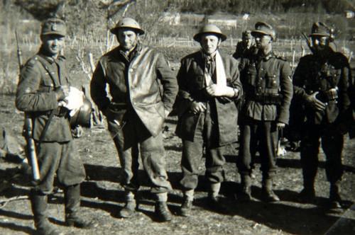 To engelskmenn tatt til fange ved Rognan