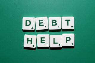 Debt Help | by cafecredit