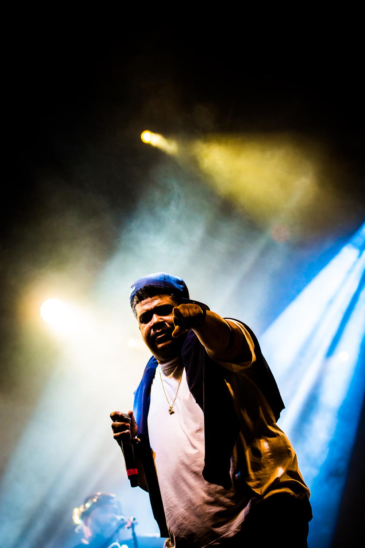 De La Soul @ Genk On Stage 2016 (© Timmy Haubrechts)