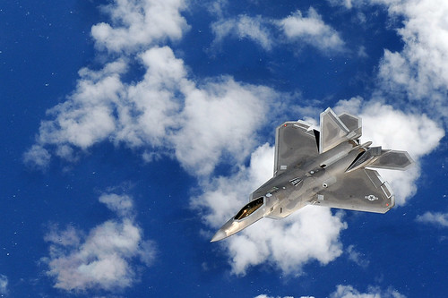 F-22 | by Pacific Air Forces