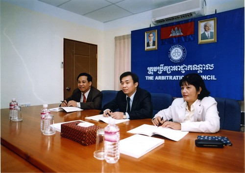 Cambodia Arbitration Council | by ILO in Asia and the Pacific