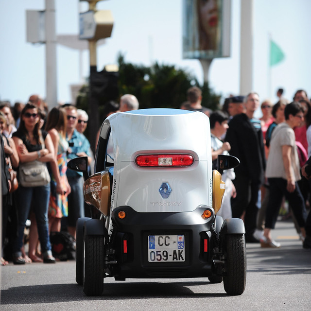 Twizy @Cannes