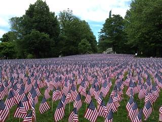 Boston Readies for Memorial Day | by oinonio