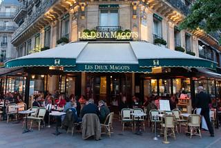 Les Deux Magots   by Damien [Phototrend.fr]