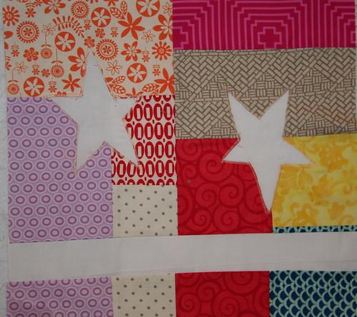 Sew Modern Block April #2