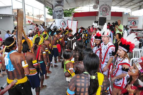 Rio+20 - Cacique de Ramos - Foto: Alexandre Macieira Riotur