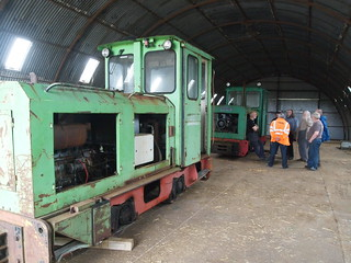 Schoma Lodocs arrive at Crowle Moor | by angus.townley