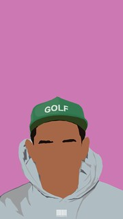 Tyler The Creator Golf Wallpaper By Kwamworks Flickr
