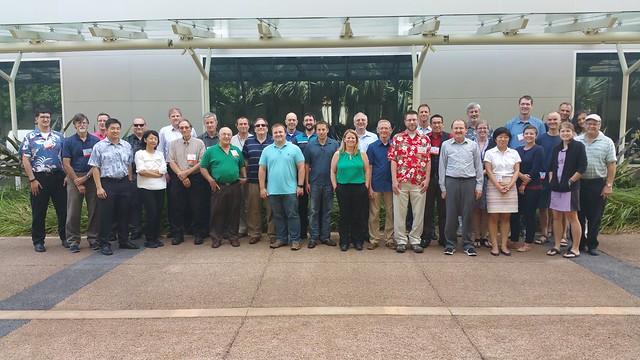 2016 GOES-R/JPSS OCONUS Satellite Proving Ground technical meeting