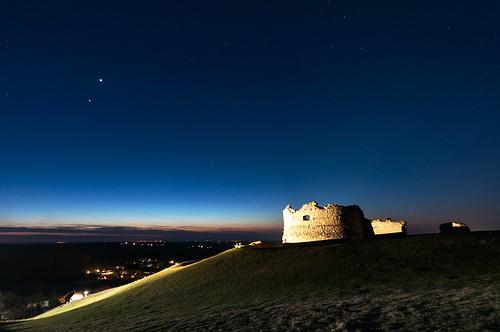 jupiter kék csillag közel döbrönte várrom vénusz órák kékórák