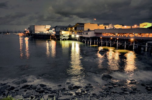 Fishermans Wharf, Monterey, California