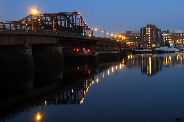 Bridge to Charlestown