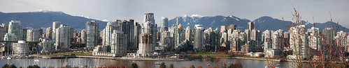 Vancouver downtown panorama | by quinet
