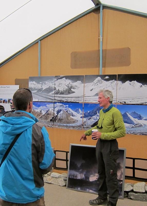 Base Camp, Mt. Everest