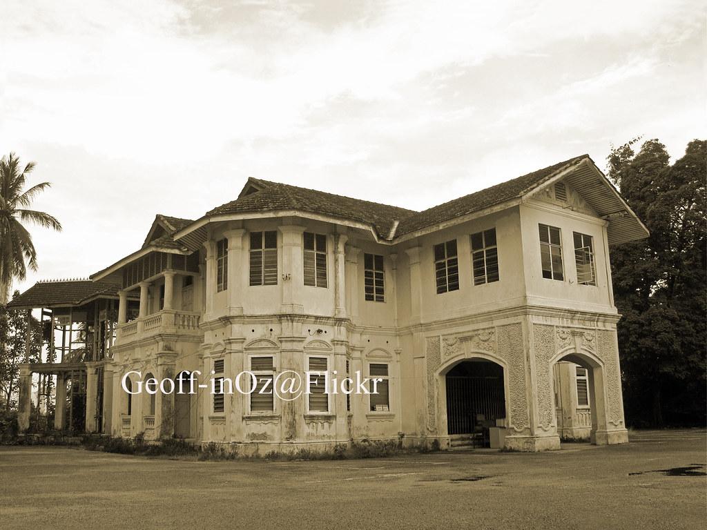 Colonial Bungalow Ipoh Perak Geoff Inoz Flickr