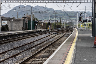 Daly Station In Bray   by infomatique