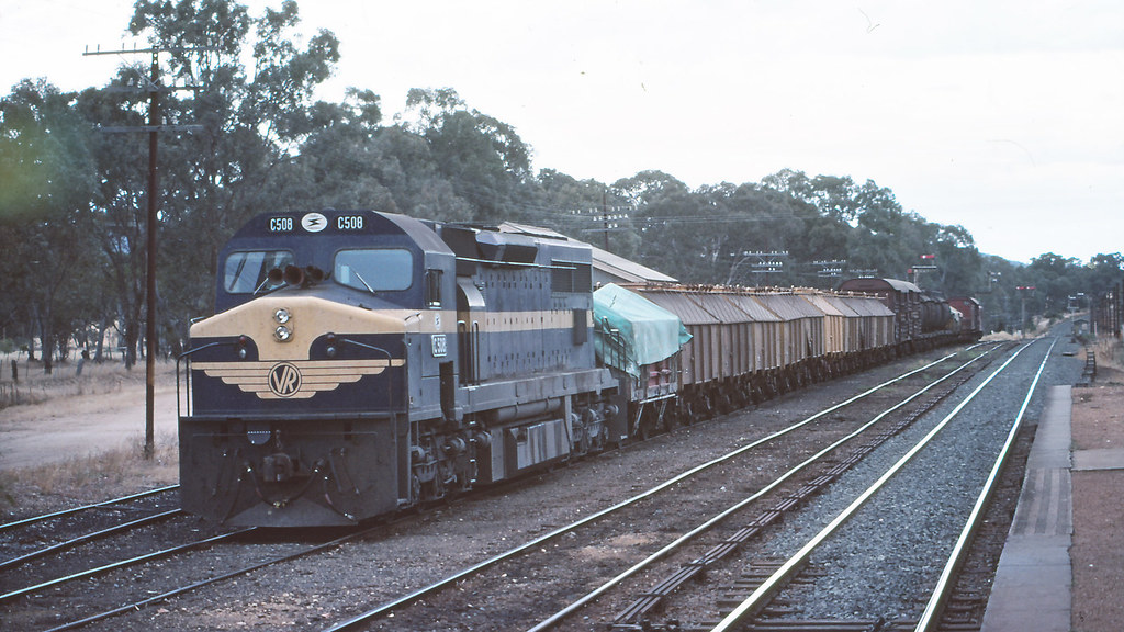 VR_BOX037S16 - C508 at Stawell by michaelgreenhill
